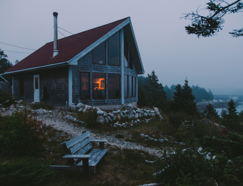 Cabin by the Ocean